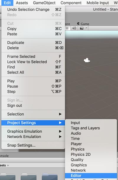 Unity] アプリをiPhone上で Unity Remote を使って動かす